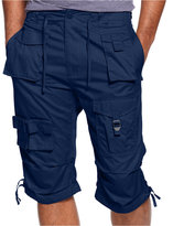 Sean John Men's Shorts Big and Tall, Classic Flight Cargo Shorts