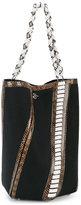 Proenza Schouler medium Hex bucket bag - women - Leather/Cotton - One Size