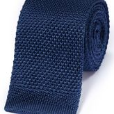 Charles Tyrwhitt Royal silk knitted classic tie