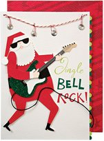 Meri Meri Rocking Santa w/Guitar Boxed