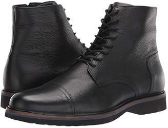 Donald J Pliner Mark 2 (Charcoal) Men's Boots