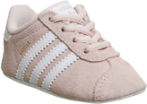 adidas Gazelle Crib Booties