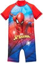 Spiderman Boys Swim Suit