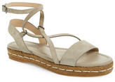 Via Spiga Laney Wraparound Lace Sandal