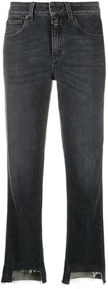 Closed High Rise Cropped Jeans