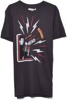 Etoile Isabel Marant Dewel Tee Shirt in Faded Black