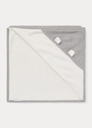 Ralph Lauren Cotton Hooded Blanket