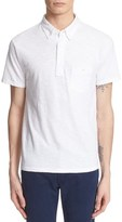 Todd Snyder Short Sleeve Cotton Polo