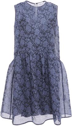 Erdem Maddox Organza-cloque Dress