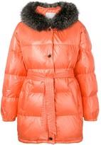 Yves Salomon Army oversized padded coat