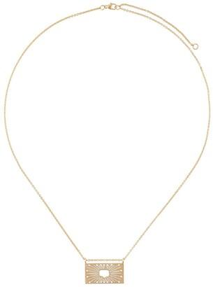 KAY KONECNA Sunscape pendant necklace