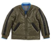 Diesel Toddler's & Little Boy's Jedrak Baseball Jacket
