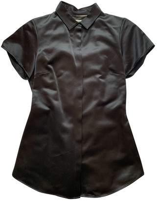 Burberry Black Silk Tops
