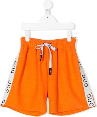 DUOltd Micro Kappa joggings shorts