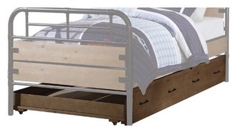 Tereasa Wooden Twin Platform Bed Williston Forge