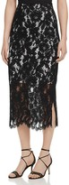 Sandro Kylie Lace Midi Skirt - 100% Bloomingdale's Exclusive