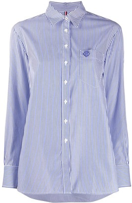 Tommy Hilfiger Striped Cotton Shirt