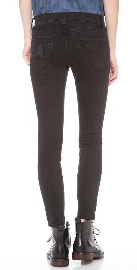Current/Elliott The Stiletto Jeans