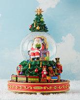 Christopher Radko Treasure Tree Snowglobe