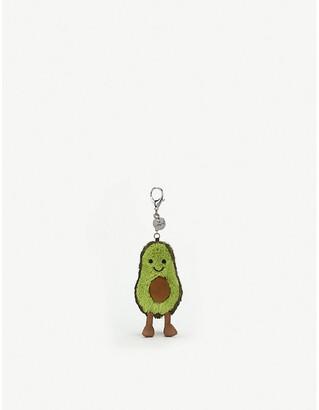 Jellycat Amuseable Avocado Bag Charm 16cm