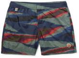 Missoni Mid-Length Printed Swim Shorts