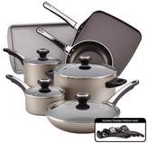 Farberware 17 Piece Non-Stick Cookware Set