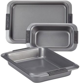 Anolon Advanced Bronze 3-pc. Nonstick Sweet & Savory Bakeware Set