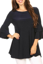 Come N See Bell Sleeve Top