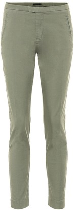 ATM Anthony Thomas Melillo Stretch-cotton skinny pants