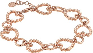 Nomination Rock In Love Heart Chain Bracelet