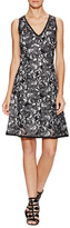Nanette Lepore Mi Amor Fit And Flare Dress