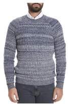 Roberto Collina Men's Blue Cashmere Sweater.