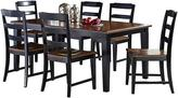 Caleb 7-Piece Extendable Dining Set
