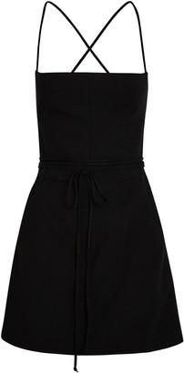 CHRISTOPHER ESBER Gienevere Tie Back Mini Dress