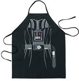 Star Wars ICUP Darth Vader Be The Character Adult Size 100% Cotton Adjustable Black Apron