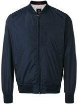 Fay zipped bomber jacket - men - Cotton/Polyester - XL