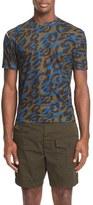 DSQUARED2 Leopard Print T-Shirt