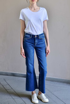 MiH Jeans Cropped Bell Jeans