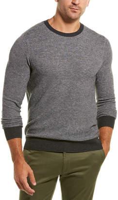 Brooks Brothers Wool-Blend Crewneck Sweater