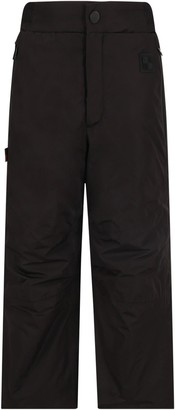Woolrich Black Snow Pant For Kids