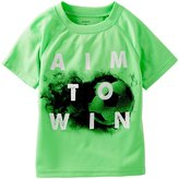 Carter's Graphic Tee (Toddler/Kid) - Green-2T