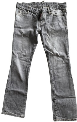 DSQUARED2 Grey Denim - Jeans Jeans for Women