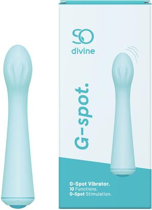 So Divine Self Love G-Spot Vibrator