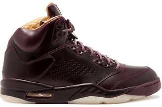 Jordan Air 5 Retro Prem bordeaux