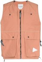 And Wander taffeta jacket