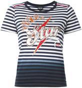 Just Cavalli striped T-shirt - women - Cotton - M