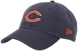 New Era NFL Core Classic 9TWENTY Adjustable Cap - Chicago Bears (Navy) Baseball Caps