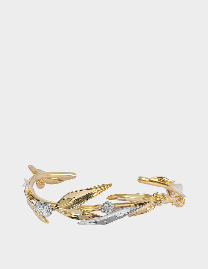 Aurelie Bidermann Mimosa bracelet