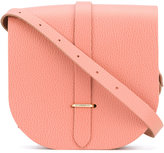 The Cambridge Satchel Company buckled crossbody bag - women - Calf Leather - One Size