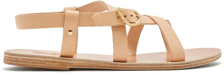 Ancient Greek Sandals Ambrosia leather sandals